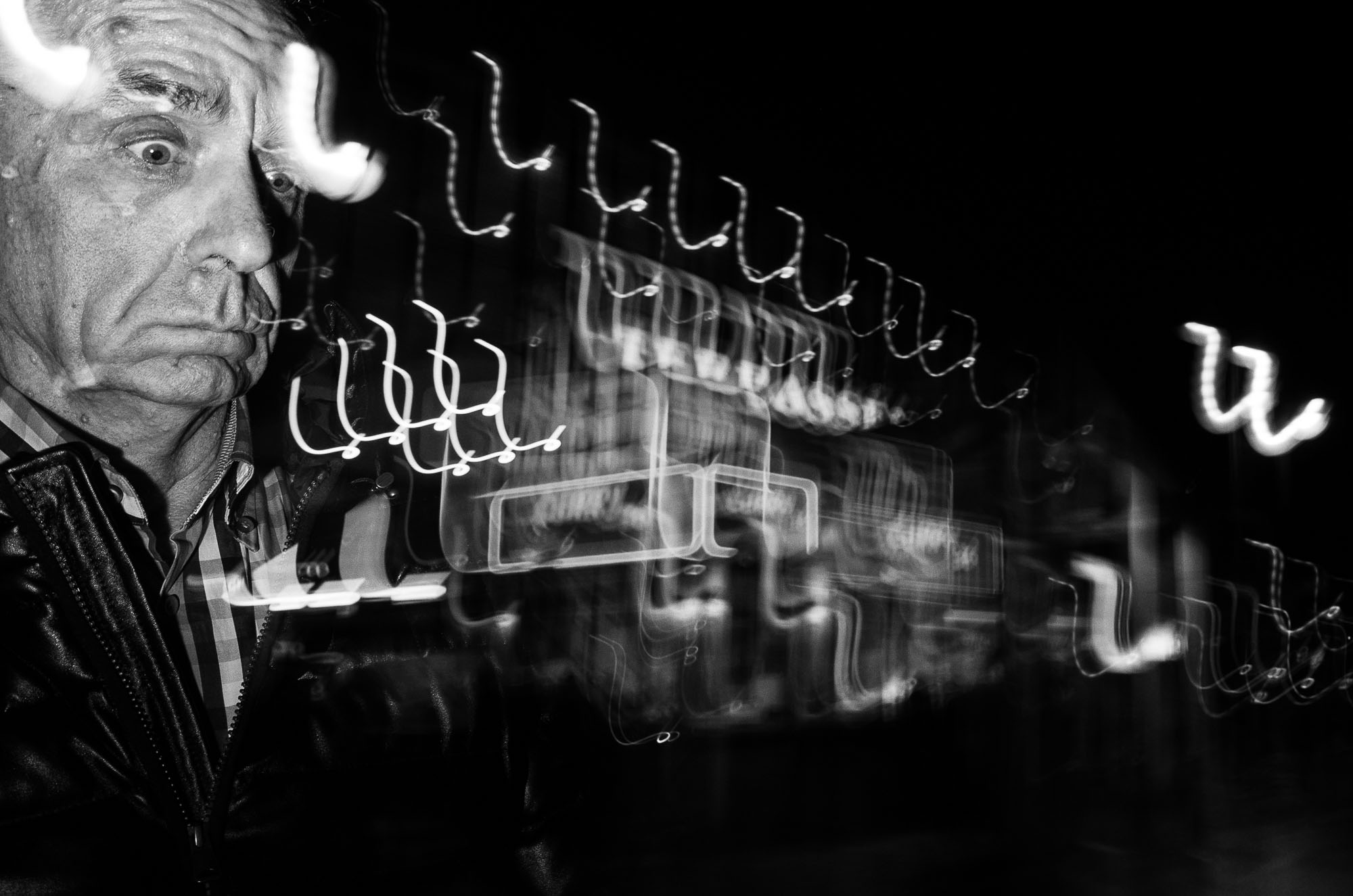 Berlin Noir • Street Photography Berlin in Black and White